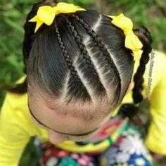 Braided Hairstyle、Children、Kids、For School、Little Girls、Children's Hairstyles、For Long Hair;Cute Child;Children's Photo Childrens Hairstyles, Lil Girl Hairstyles, Princess Hairstyles, Braided Hairstyles, Teenage Hairstyles, Latest Hairstyles, Hairdos, Cute Toddler Hairstyles, Kids Hairstyle
