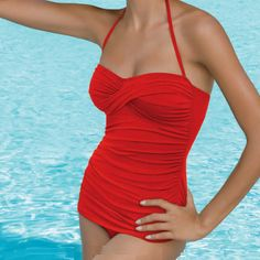 Jantzen® Vamp Maillot Bathing Suit