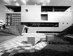 Tepia, Tokyo (1989)   Fumihiko Maki   Photo : Toshiharu Kitajima