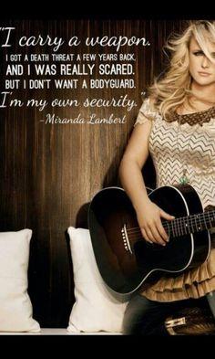 She's Our Girl: Miranda Lambert - Country Girl Blog