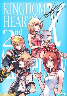 Kingdom Heart X (chi) 2nd anniversary
