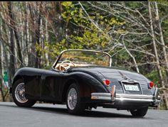 1958 Jaguar Roadster