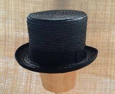 *Chistera Paja cosida negra copa alta(11cm)* http://masario.es/es/ficha_producto.aspx?id=89968&id_categoria=700