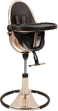 Shop Limited Edition Fresco Chrome High Chair from bloom at Horchow, where you'll find new lower shipping on hundreds of home furnishings and gifts. Cute Desk Chair, Baby Chair, Black Queen, Bloom High Chair, Industrial Dining Chairs, Chairs For Small Spaces, Round Chair, Childproofing, Seat Pads