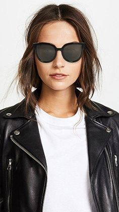 8e58e53655 Roberi  amp  Fraud Faye Sunglasses  MiuMiu Oversized Round Sunglasses