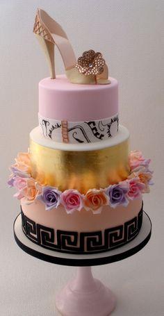 Cake Central Magazine Fashion Issue Cake