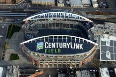 Soccer and football! | CenturyLink Field in Seattle, WA