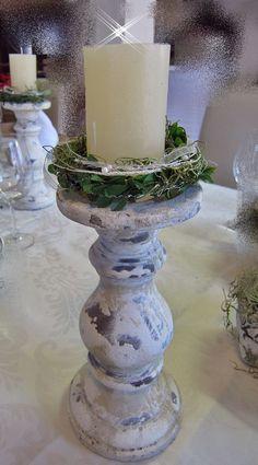 Details Zu Tischgesteck Tischdeko Tischdekoration Hochzeit Kommunion