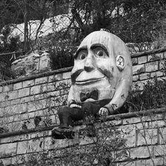 Humpty Dumpty Nursery Rhyme Eureka Springs Arkansas by DDubPhotog