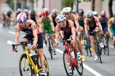The fifth round of the ITU World Triathlon Series Yokohama, took place on 16th May 2015. Dassi rider Mark Buckingham raced within a 65‐strong fie...