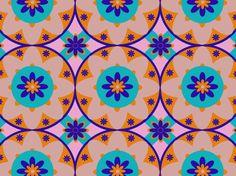 """""""EGYPTIAN TILES"""" by clairyfairy Egyptian Furniture, Tile Patterns, Tiles, Room Tiles, Tile, Backsplash"""