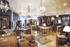 Mansers  Antiques  Art  Interiors