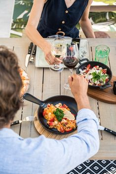 """Enjoy delicious, internationally inspired and local dishes at the campsite's exlusive à la carte restaurant """"Amore"""" Menu Restaurant, Campsite, Dishes, Dining, Inspired, Kitchens, Camping, Food, Tablewares"""