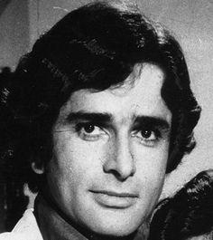 Shashi Kapoor - revisiting dads face