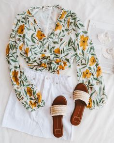 Goodnight Macaroon New Summer Collection  Launching On 7.19 9AM EST! Make Sure To Stay Tuned To Get 50% Off For The First 48 Hours!  #goodnightmacaroon #summeroutfits #floral #flatlays #cute #summeressentials #outfitideas