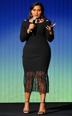 Mindy Kaling: The Big Picture: Today's Hot Photos