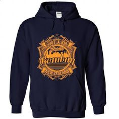 Just a kid From Bombay! - #pink hoodie #vintage sweatshirt. ORDER NOW => https://www.sunfrog.com/No-Category/Just-a-kid-From-Bombay-7251-NavyBlue-46408561-Hoodie.html?68278