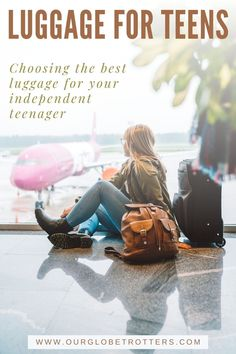 What is the best sort of luggage for teen travel? Suitcases to totes and duffels, rucksacks, backpacks, what to look for in matching great teen luggage to the right sort of teen travel. Our pick of the best teen suitcases and lugagge ideal for international teen travel   Teen luggage buying guide   Travel with teens   Our Globetrotters Family Travel Blog Travel Suitcases, Best Suitcases, Teen Luggage, Luggage Sets, Travel Packing, Travel Advice, Tween, Family Travel, Backpacks