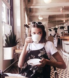 kiki0113 // girl aesthetic // coffee