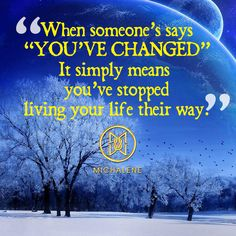 Has someone changed your life? #quoteoftheday #motivation