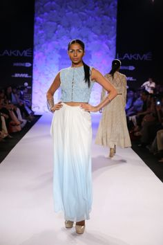 Shop from an exclusive range of luxurious wedding dresses & bridal wear by Anita Dongre. Bring home hand-embroidered wedding wear in colors inspired by nature. Luxury Wedding Dress, Wedding Wear, Indian Wedding Outfits, Lakme Fashion Week, Indian Ethnic Wear, Indian Fashion, Bridal Dresses, Lace Skirt, Skirt Set