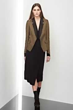 Donna Karan Pre-Fall 2014 - Review - Fashion Week - Runway, Fashion Shows and Collections - Vogue