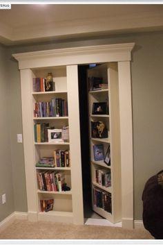 Geheime deur