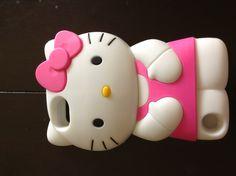 Hello kitty iPod 5 case $7 EBay. Love it!