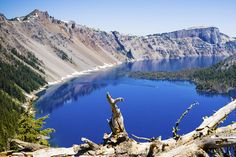 A beginners guide to Crater Lake
