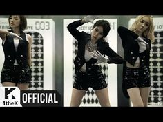 T-ARA(티아라) _ Sexy Love (Dance Ver. MV) *English subtitles are now available. :D (Please click on 'CC' button or activate 'Interactive Transcript' function) T...