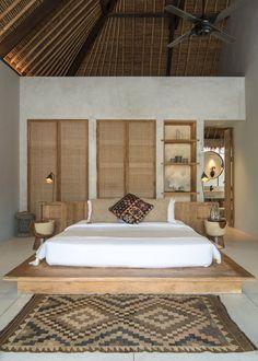Bali beauty #bedroom #country #rusticdecor