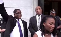 Mistrial declared for Bill Cosby, wife SLAMS the judge: Watch gloating post-trial message to Gloria Allred