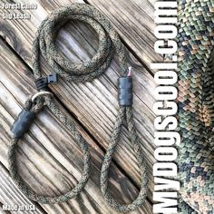 Forest Camo Slip Leash for medium to extra large dogs. Built with climbing rope and a welded stainless steel o-ring. Big Dogs, Large Dogs, Rescue Dogs, Animal Rescue, Rope Dog Leash, Climbing Rope, Working Dogs, British Style, Camo