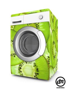 Washing Machine Decor - To see how to get - Check us out - www.designdmarca.com