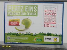 794. - Plakat in Stockach. / 06.03.2016./