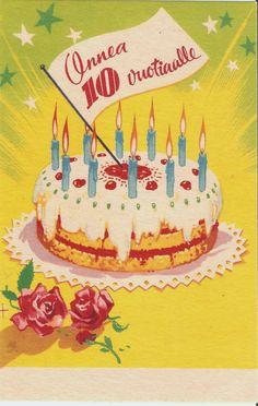 vanhoja syntymäpäiväkortteja - Google-haku