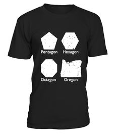 "# Pentagon Hexagon Oregon T-Shirt .  Special Offer, not available in shops      Comes in a variety of styles and colours      Buy yours now before it is too late!      Secured payment via Visa / Mastercard / Amex / PayPal      How to place an order            Choose the model from the drop-down menu      Click on ""Buy it now""      Choose the size and the quantity      Add your delivery address and bank details      And that's it!      Tags: Funny T shirt for lover of maths and geometric…"
