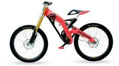 אופניים כשיצרני מכוניות מייצרים אופניים...