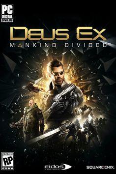 Télécharger Deus Ex: Mankind Divided Gratuitement, telecharger jeux pc, télécharger jeux pc, jeux pc torrent, jeux pc telecharger, telecharger jeux sur pc, jeux video, jeuxvideo, jvc, gamekult