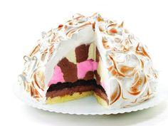 Baked Alaska by Food Network Kitchens : FoodNetwork TV EMEA