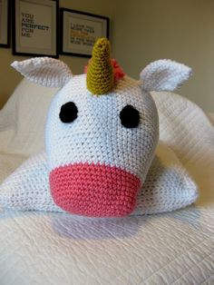 Free Crochet Patterns For Pillow Pets : 1000+ images about Crochet pillow pets on Pinterest ...