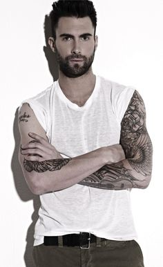 Adam Noah Levine (born March 18, 1979) American singer-songwriter, musician, entrepreneur and occasional actor,the lead vocalist and front man of pop rock band Maroon 5.
