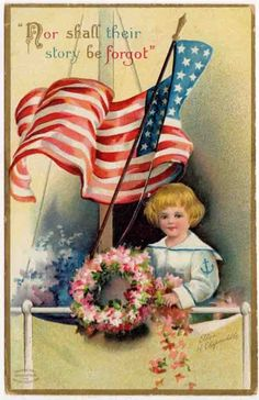 fourth of july vintage photos