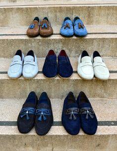 Biancora Luxury Artisan Shoes Mix Up http://www.biancora.com/ https://www.kickstarter.com/projects/1576965994/luxury-artisan-mens-shoes-without-the-luxury-price