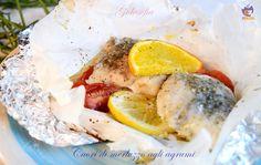 Cuori di merluzzo agli agrumi, ricetta saporita al cartoccio