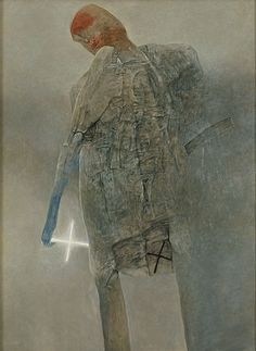 A great fantasy artist Zdzislaw Beksinski: Paintings - page 3