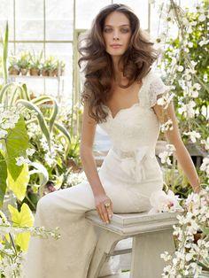 Vestido de noiva para outono pede elegância e simplicidade