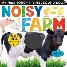 Noisy Farm by Tiger Tails (editor)-Toddler Storytime/Feb. 2016