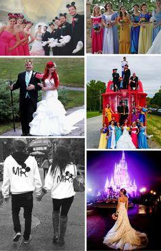 Disney Themed Wedding Ideas - Serendipity Beyond Design