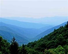Smoky Mountains... my great-aunt used to live there... it's a beautiful place!